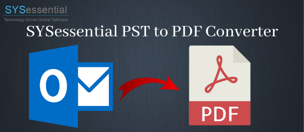 Convert Outlook Emails to PDF