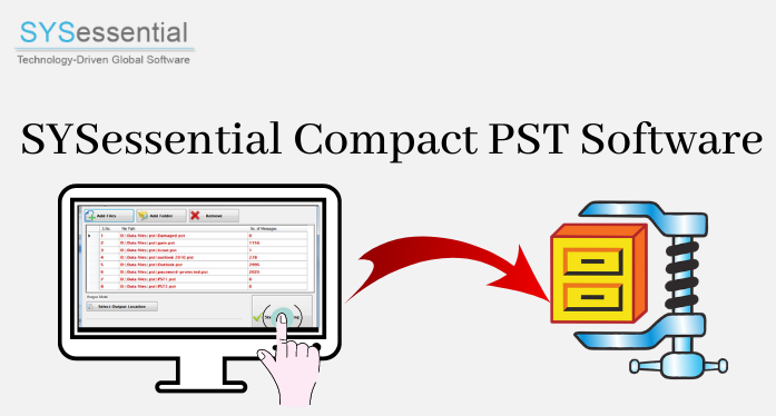 Compact PST File – An Instant Way to Reduce PST File Size