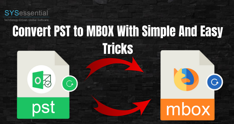 Convert PST to MBOX