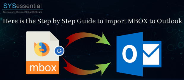 Guide to Import MBOX to Outlook