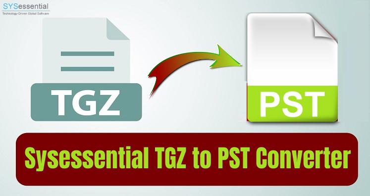 TGZ to PST