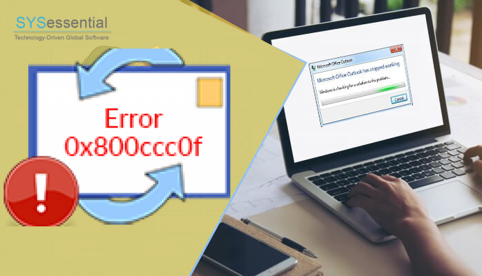 How to Resolve Outlook Express Error 0x800ccc0f?