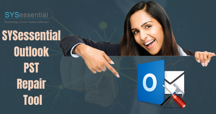 How to Repair Outlook 2019 And 2016 PST File?