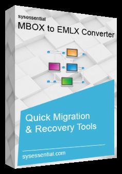 MBOX to EMLX